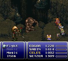Final Fantasy Vi Encyclopedia Magic Spells